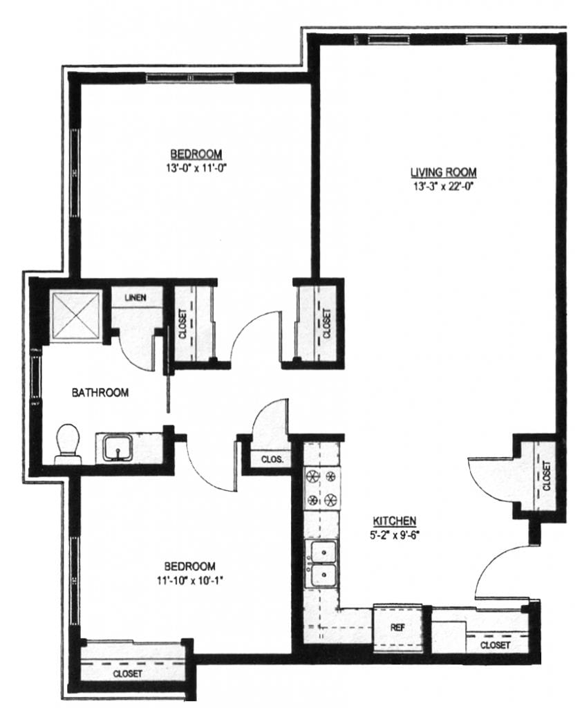 Two Bedroom Cabin Plans: Christian Family Solutions