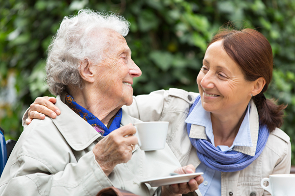 senior care & services at Christian Family Solutions