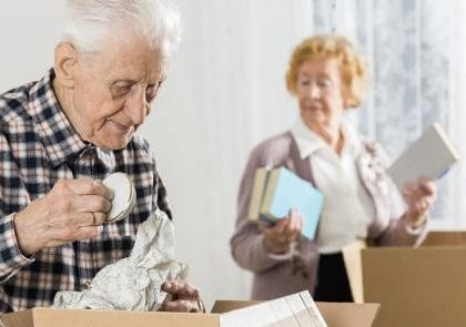 Downsizing Tips for Seniors and Their Families