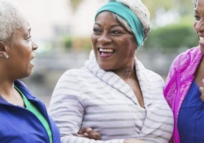 Healthy Friendships Among Seniors