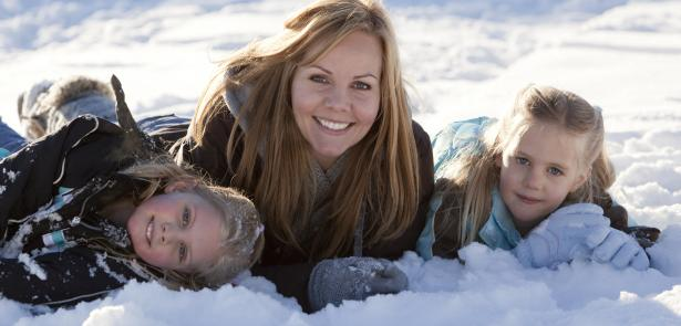 Getting Our Children (and Ourselves) Through Winter Boredom--Part 1