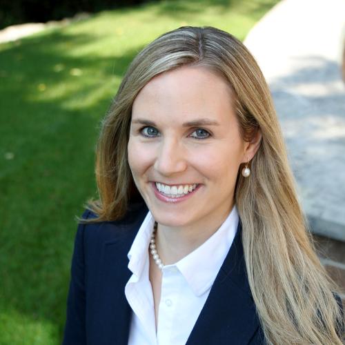 headshot of Dr. Rachel Miller