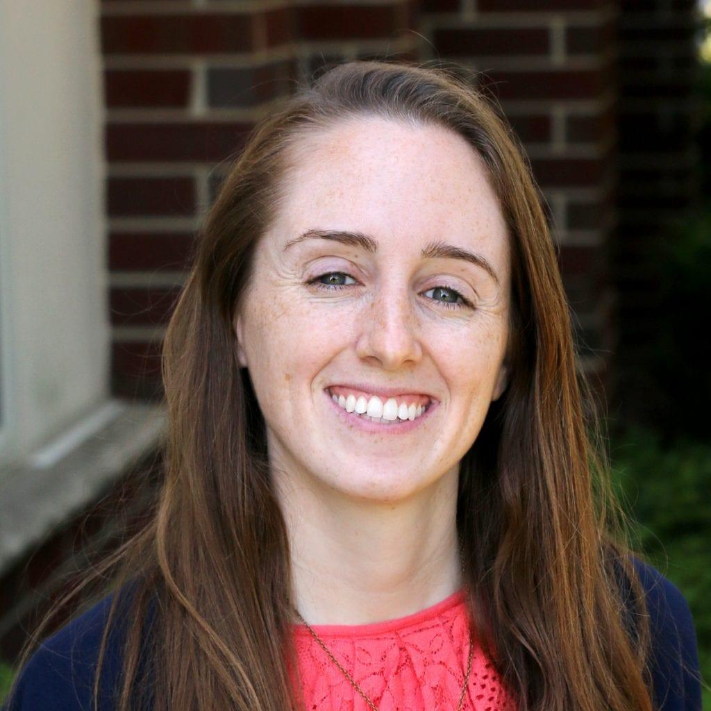 headshot of Mary Gonring
