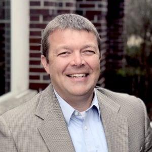 headshot of Pastor Buske
