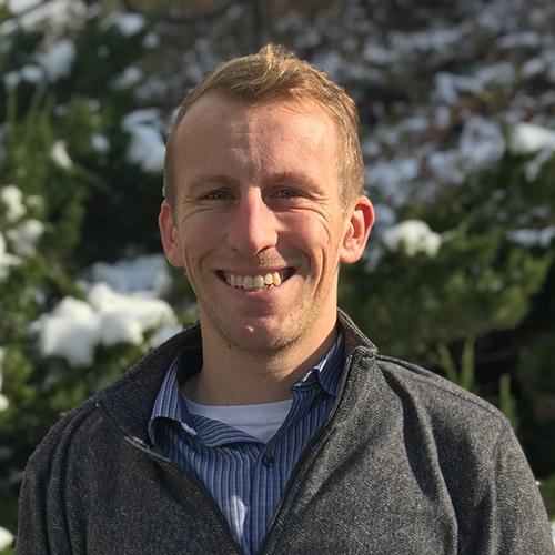 headshot of Corbin Lehn