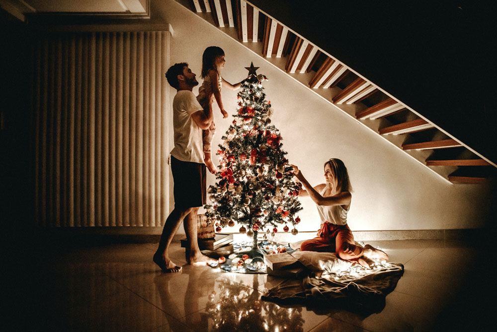 Home for the Holidays: Practical Advice for Navigating the Challenges
